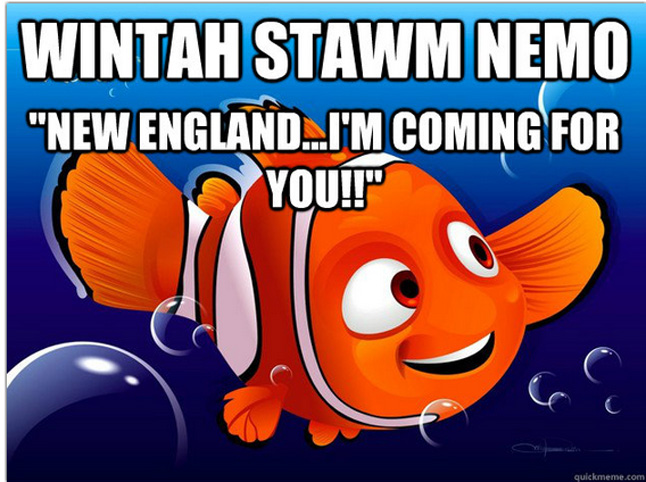 Finally, a meme NAILS the Boston accent!